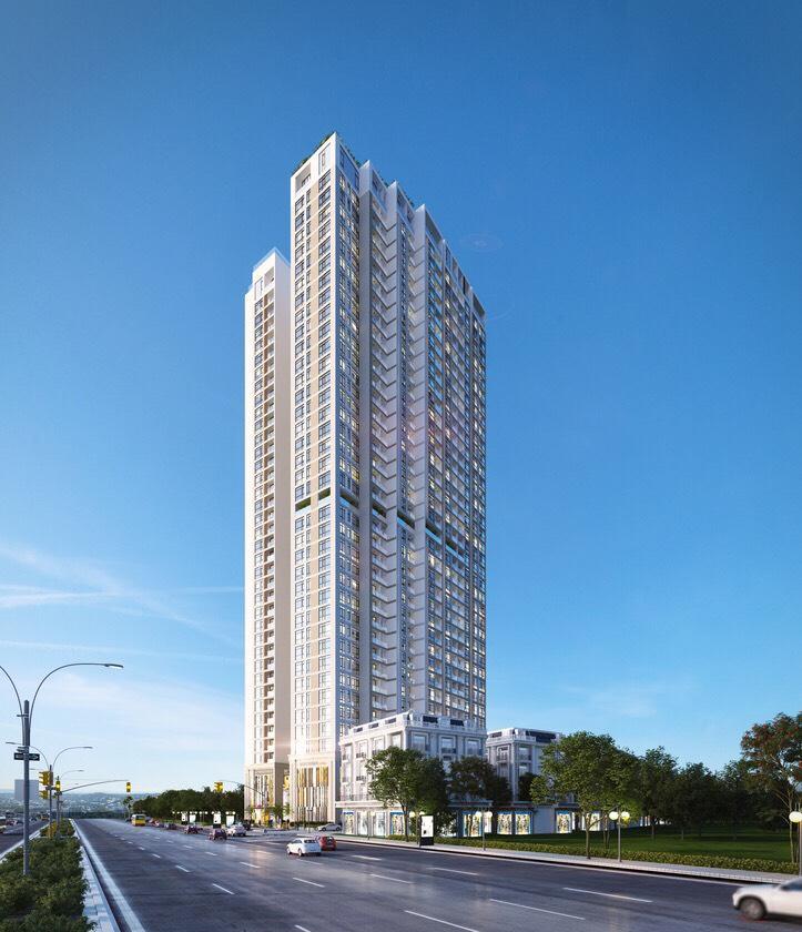 Căn hộ chung cư cao cấp Imperium Town Nha Trang chuẩn bị được ra mắt thị trường trong thời gian tới
